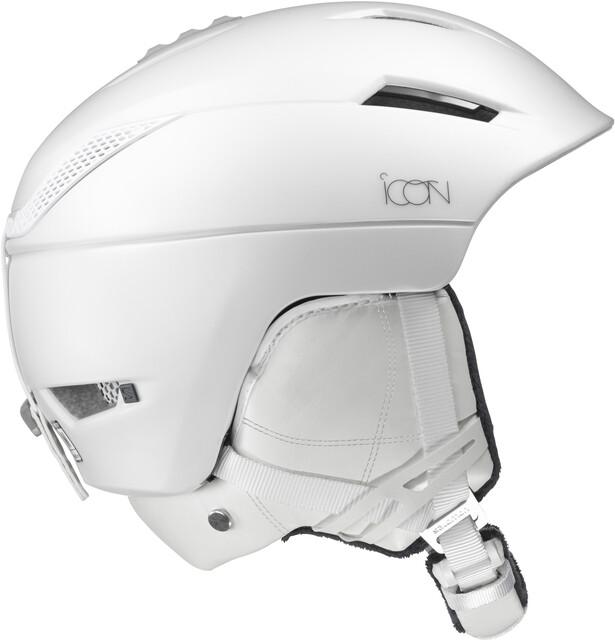 Salomon Icon² C.Air Helmet Dame white